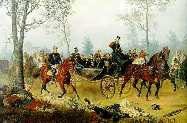 Bismarck and Napoleon