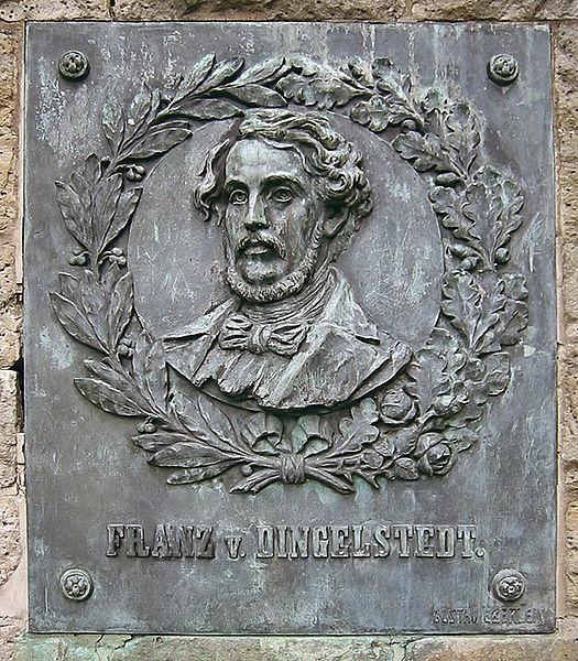 Franz Freiherr von Dinglestat
