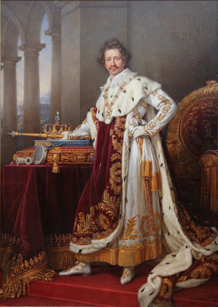 Ludwig I king of bavaria