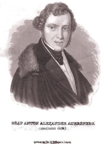 Graf Anton Alexander von Auersperg