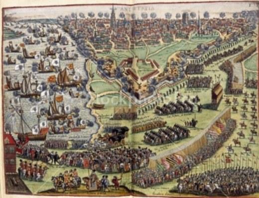 siege of antwerp