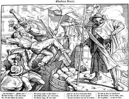 DEATH ON THE BARRICADE ALFRED RETHEL2