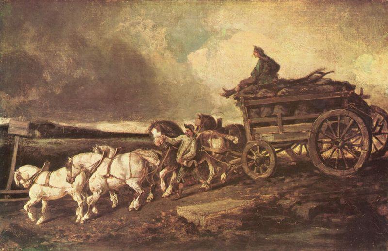 Kohlenwagen 1821-22