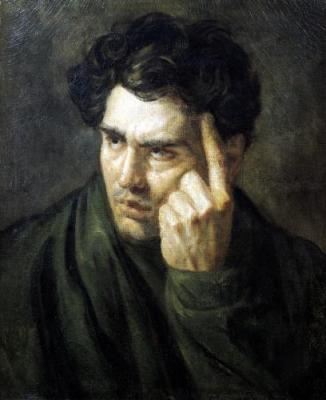 Portrait-of-Lord-Byron-Theodore-Gericault-302611