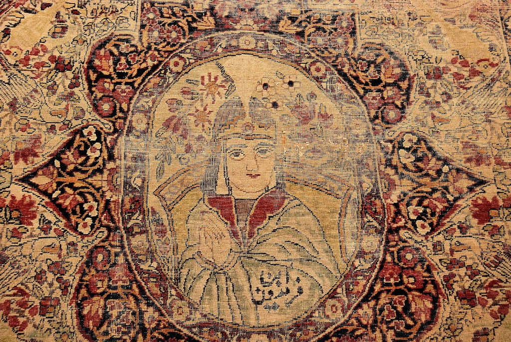 Persian-Carpet-Wall-Hanging