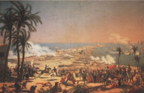 battle of aboukir bay July 1798
