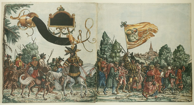 Triumphzug_Kaiser_Maximilians_2