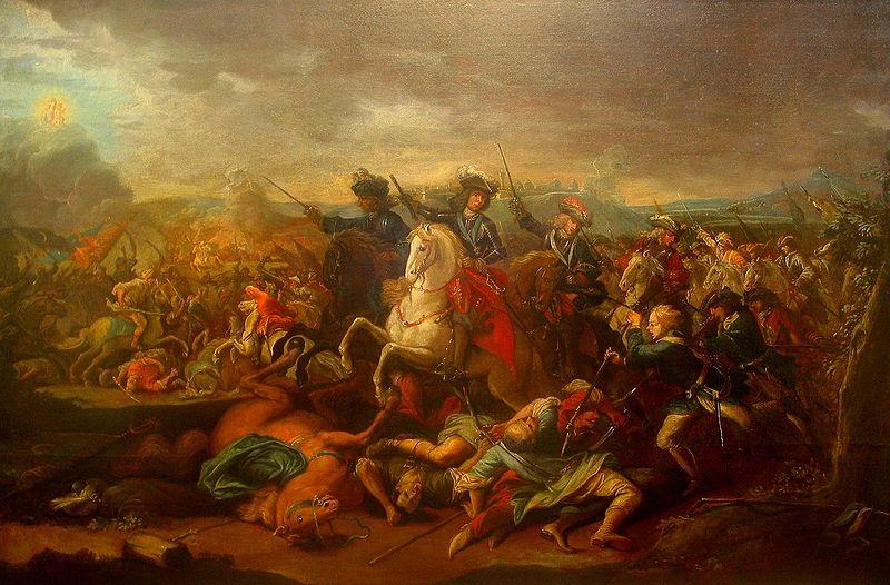800px-Prinz_Eugen_in_der_Schlacht_bei_Belgrad_1717