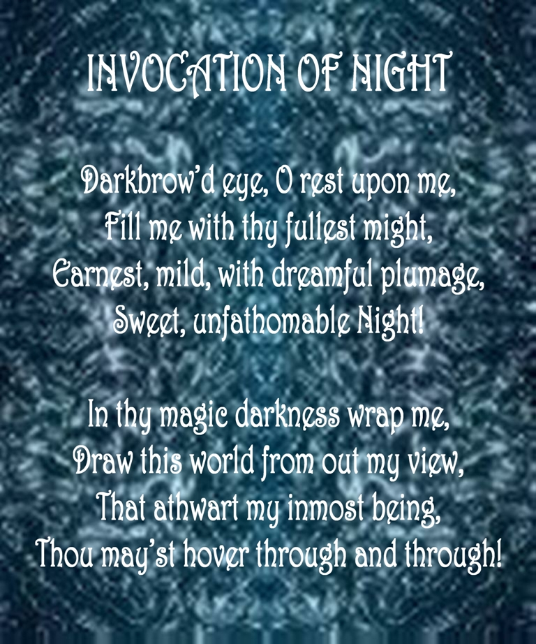 invocation of night2