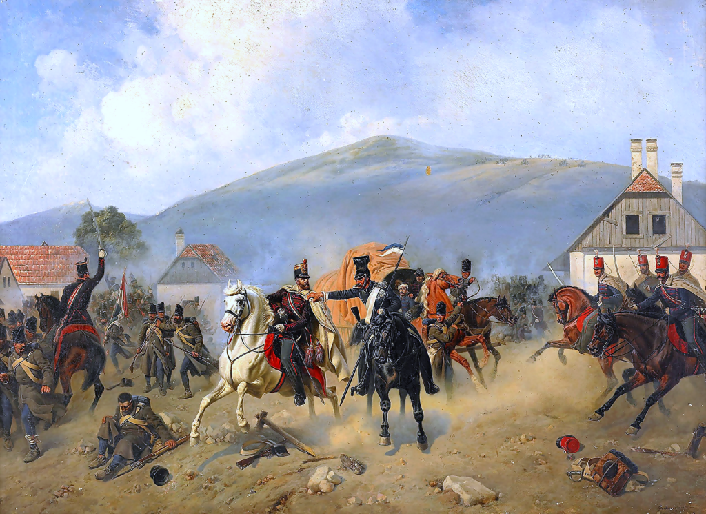 Skirmish_during_Hungarian_Revolution_1848-1849