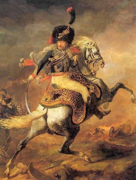 Le Chasseur de la Garde, 1812