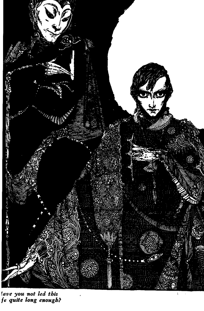 Harry Clarke Faust