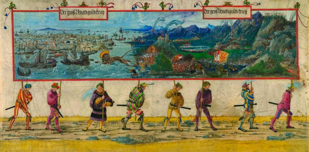 triumphal-procession-maximilian