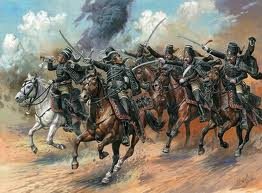 prussian black hussars of frederick the great