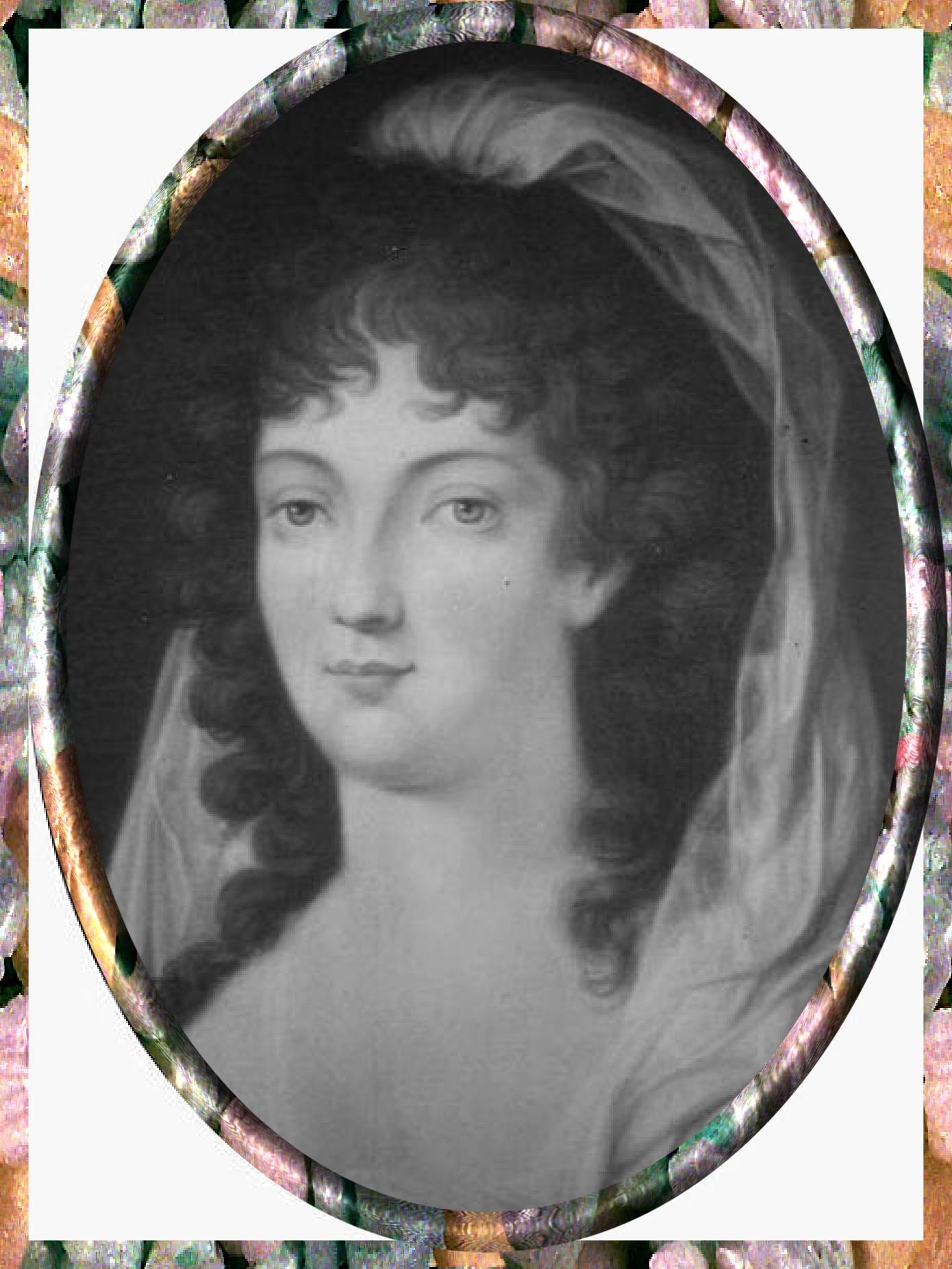 Caroline de la Motte, Baroness Fouqué