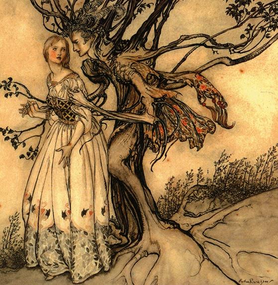 maiden tree